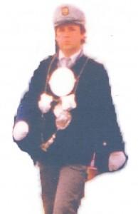 1981 Peter van de Vorst