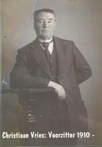 C.Vries 1910