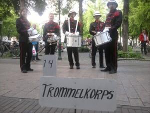 Stadsprocessie Roermond 2015